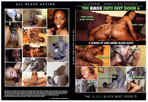 Black Sluts Next Door vol.6